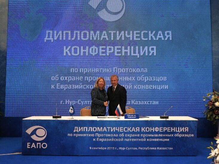 На евразийском пространстве создан новый инструмент охраны дизайна
