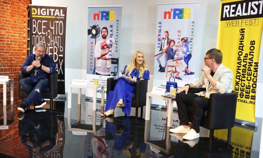 Индустрия веб-сериалов признала n'RIS лучшим цифровым сервисом для развития жанра в России