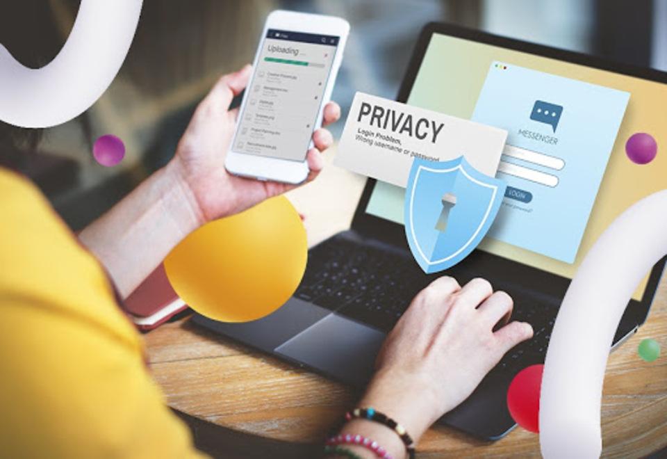 Защита персональных данных в социальных сетях