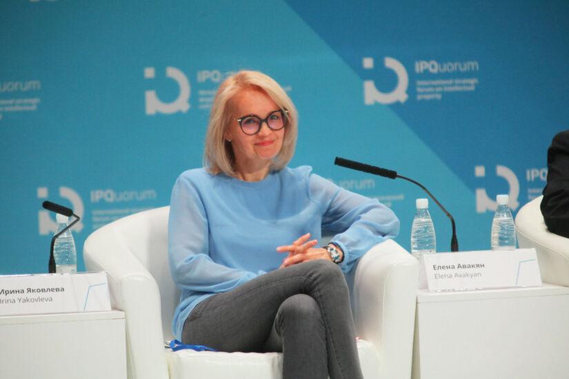 Ирина Яковлева: «Технология распределенных реестров уверенно входит в российскую правовую систему»