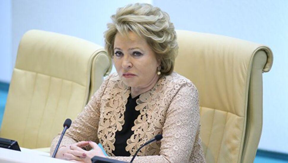 Матвиенко предложила создать должность омбудсмена по защите прав изобретателей
