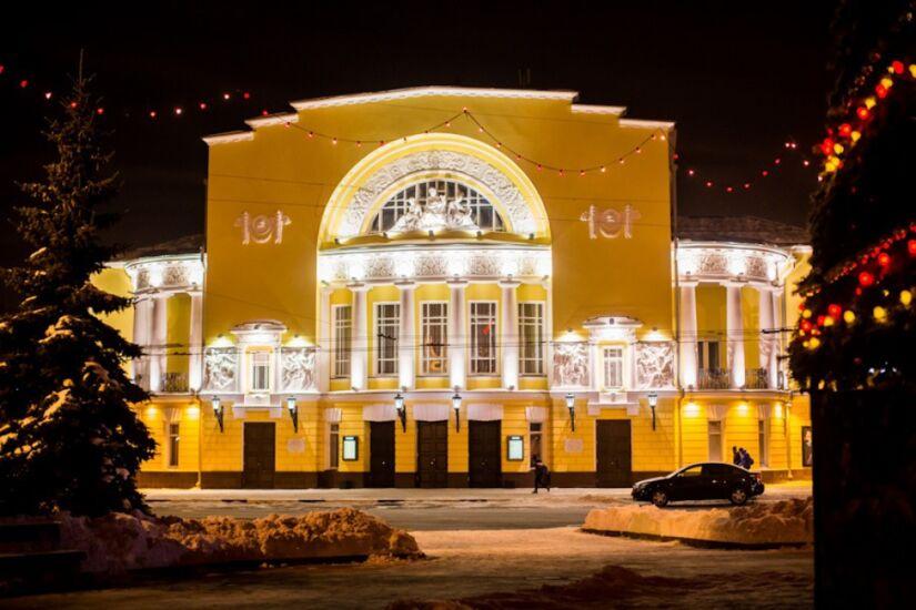 В России стартовал Год театра