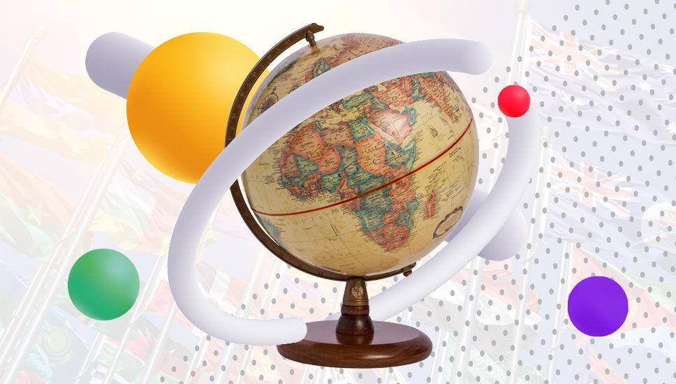 Международные нормы регулирования в области авторского права
