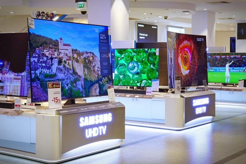 Samsung блокирует «серые» смарт-телевизоры