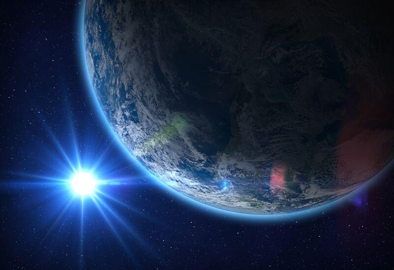 Ученые запатентовали систему энергоснабжения Земли из космоса